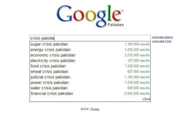 Google is about to get a ban in Pakistan. Blame it on Political Crisis.